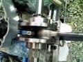 動画:中華124ccエンジンクランク